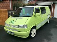 T4 LWB Camper Van