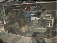 wanted willys jeep spares
