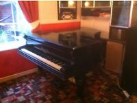 BABY GRAND PIANO,