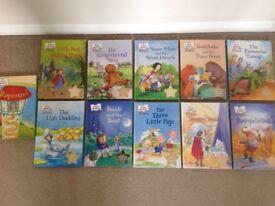 Classic Children's First Reader Books