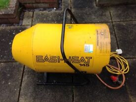 Blow heater for sale ,gas bottle required £50o.n.o