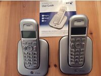 CORDLESS TELEPHONE SET. BT STUDIO 4100.