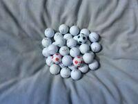 40 callaway chrome golfballs