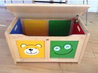 John Lewis Toy chest storage box