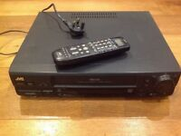 JVC VCR - MODEL HR-J620EK