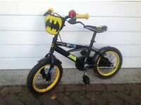 "Batman bike 14"" wheels"