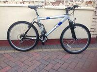 Diamond back mountain bikes