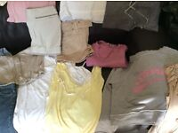 Bargain clothes bundle 25+ items some designer some high street suit teenager / fashionable lady