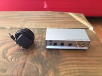 B-TECH BT26 Phono Stage / Microphone Pre Amp