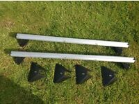 Astra roof bars