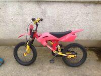 "16"" scrambler bike"