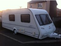 BARGAIN!! Stunning 1999 compass rally gte ( 4 berth with all Accesories)