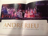 2 Tickets to Andre Rieu 9th Dec in Belfast -Great seats