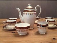 Royal Standard Fine Bone China coffee set