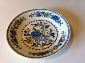 Mason's Regency ironstone china soup/salad plate