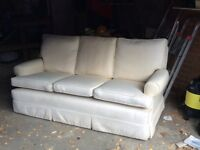 Multiyork 3 seater sofa with loose covers. Good condition FREE