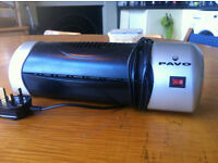 Pavo laminator and pouches