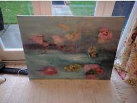 Waterlillies by Laura Mars
