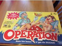OPERATION BRAND NEW IN CELLOPHANE
