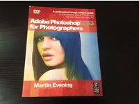 Adobe Photoshop CS3 for Photographers - book and CD