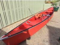 Coleman Ram X 15 Canadian Canoe
