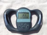 Body Fat Percentage Monitor