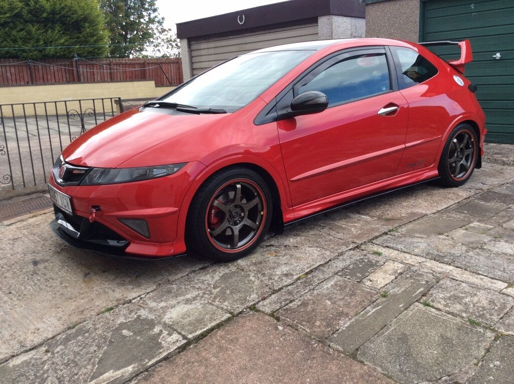honda civic type r fn2 mugen parts 2007 red in kirkcaldy fife gumtree. Black Bedroom Furniture Sets. Home Design Ideas