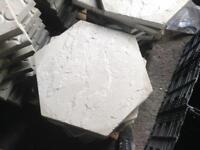 ⭐️ NEW ⭐️ concrete slabs / Paving slabs / hexagon concrete Paving slabs