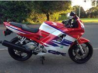 Honda cbr600 1994 L reg £925 ono