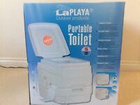 La Playa Portable Toilet (un-used)