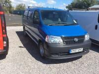 Toyota panel van no vat 2007 ideal export lwb