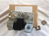 Potterton Profile 40-80e Gas valve 907720 brand new/ boxed.