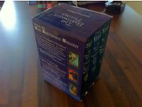 The Bartimaeus Trilogy - John Stroud (hard back)