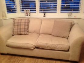 3 seater sofa. Clean condition