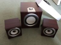 Multi Media Audio System 2.1, never been used, boxed