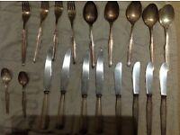 WMF silver plated cutlery £30 ono