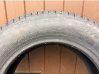 Tyre 155/80 R 13 Unused.