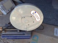 """14""""abrasive cut off saw good condition"""