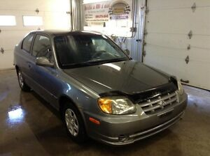 2003 Hyundai Accent GS automatique