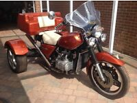 HONDA GOLDWING GL1100 TRIKE