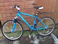 Blue Apollo 7005 Aluminium Mountain Bike