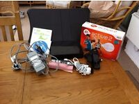 wii console and board for sale