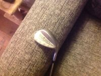 Taylormade and mizuno wedges