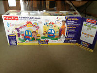 fisher price learning home