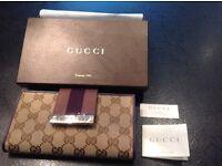 Gucci Purse/Wallet