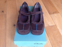 Clarks women shoes UK size 5.5