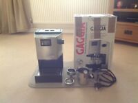 Gaggia coffee machine