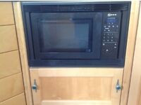 MICROWAVE OVEN - NEFF - BUILT IN