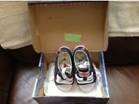 Baby shoes Lee Cooper never worn size 3 boxed