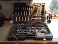 Halfords tool set
